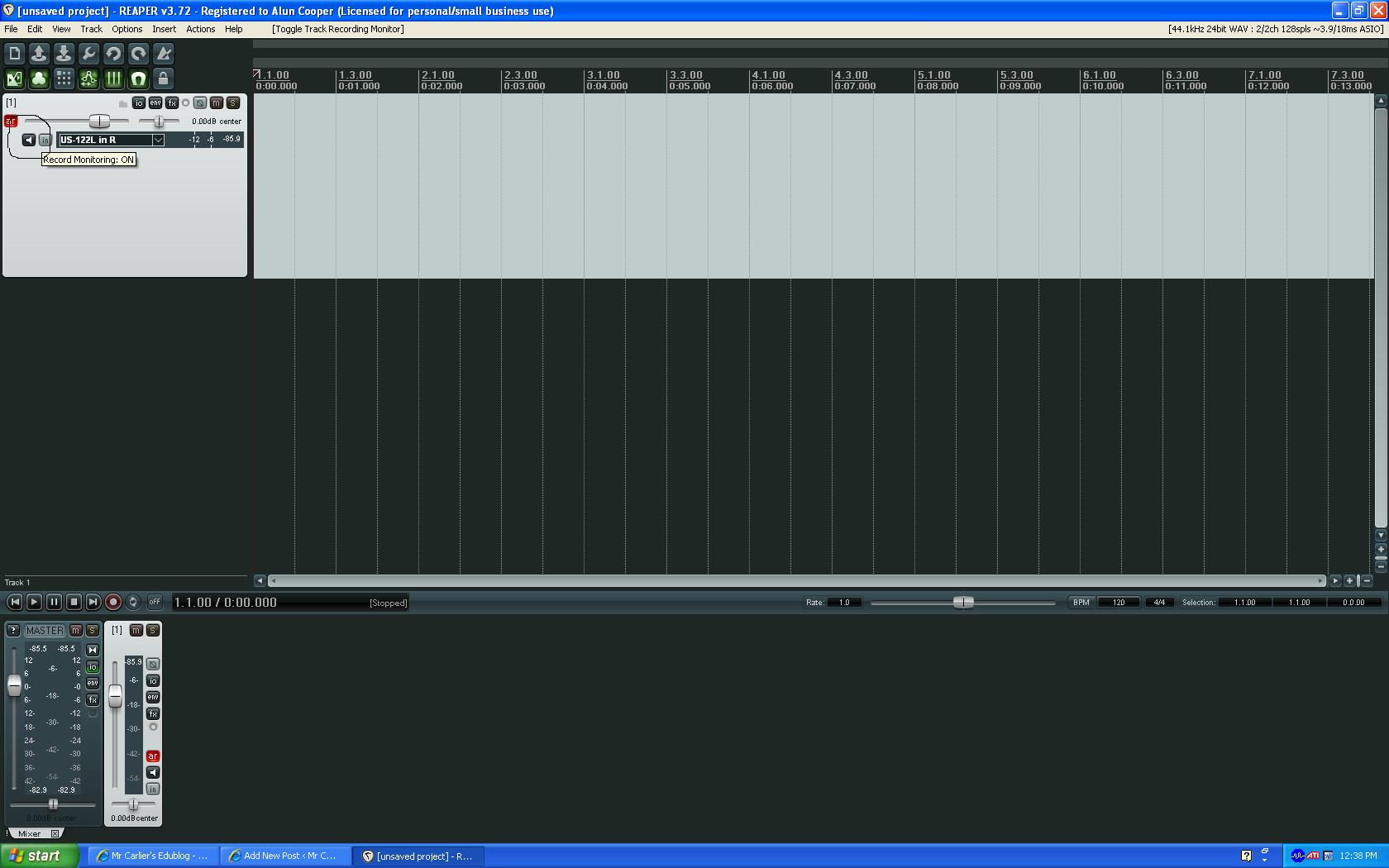 tascam-122-in-reaper-record-monitoring-on-1532a3d.JPG
